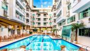 Lindisssimo apartamento na praia de Bombinhas