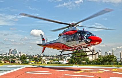Helicóptero Agusta Westland AW119 Koala MKII – Ano 2011 – 834 H.T.