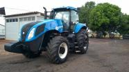 Trator New Holland T8.270 - Full power shift - 2013