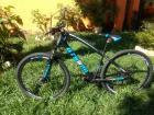 Bicicleta top GTS M1 : 27 marchas freio hidráulico suspensão com trava
