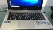 Notebook Gamer - Asus N46v (alumínio) - Core i7 - Placa de vídeo Nvidia 2gb