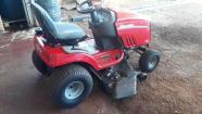 Trator cortador de grama à gasolina Snapper LT125