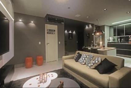 Apartamento à venda com 1 dormitórios em Alphaville, Barueri cod:15185