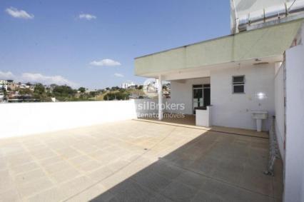 obertura Duplex à venda, 3 quartos, 2 vagas, Dom Joaquim - Belo Horizonte/MG