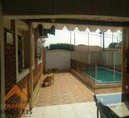 Ótima Casa no Jardim Municipal - Excelente localização!!!