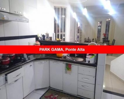 CASA 4 QUARTOS, CONDOMÍNIO PARK DO GAMA, PONTE ALTA