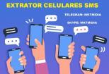 Software Extrator Celulares Sms Marketing