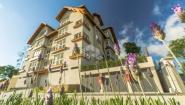 Apartamento à venda com 2 dormitórios em Carazal, Gramado cod:9903215