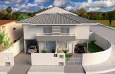 Sobrado com 3 dormitórios à venda, 80 m² por R$ 290.000,00 - Alto de Potecas - São José/SC