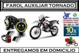 Par Farol Auxiliar Milha Honda Tornado 250cc